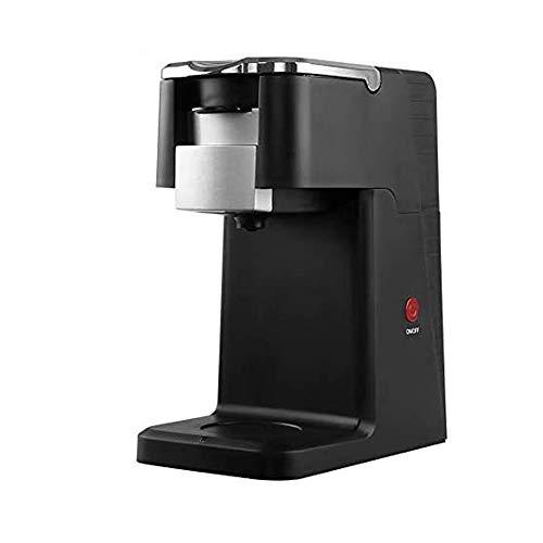 XYUN capsule-koffiemachine kunststof automatische druppel-restaurant capsule koffie, zwart