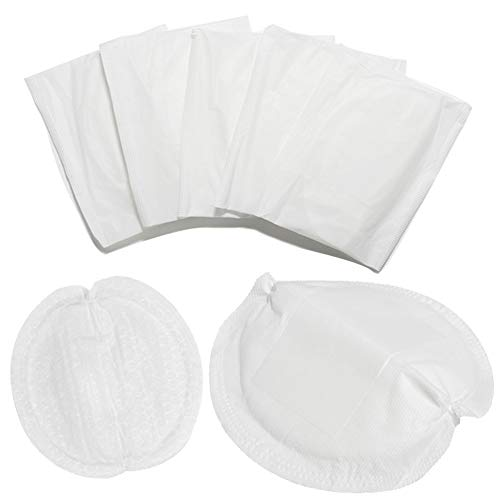 Best Price! Stouge Disposable Nursing Pads for Breastfeeding,Breathable,Stay Dry,2mm (50 Pieces)
