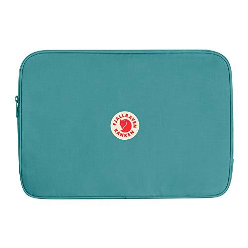 FJÄLLRÄVEN Kånken Adult Laptop Case 15 Laptop Bag, unisex_adult, Laptop bag, 23786-664, Frost Green, 38 cm