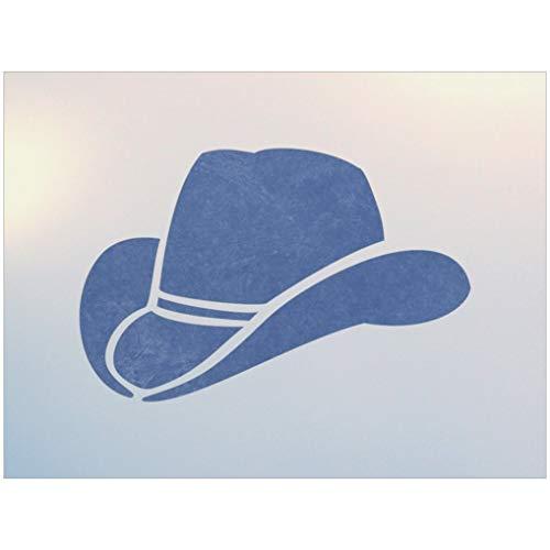 Cowboy Hat Stencil - The Artful Stencil
