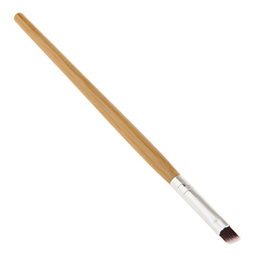 Injoyo Maquillage De Manche En Bambou Pour Sourcils
