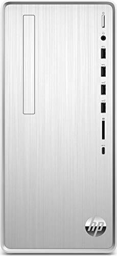 HP Pavilion TP01-0121nl Intel® Core? i5 di nona generazione i5-9400F 8 GB DDR4-SDRAM 256 GB SSD Mini Tower Argento PC Windows 10 Home