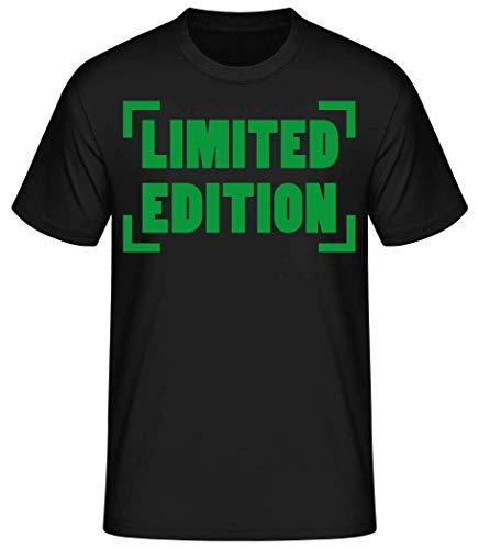 Shirtinator Lustiges T-Shirt für Männer | Limited Edition | Geschenk-Idee für Herren Männer | T-Shirt Original (Schwarz, L)