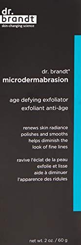 dr. brandt Dr. Brandt Microdermabrasion Skin Exfoliant, 2 FL. Oz. Bouchon d'oreille 2 Centimeters...