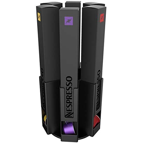 Tavola Swiss 5049055dispensador de cápsulas, tipo: CAPSTORE ruleta apta para 6x 10Cápsulas de Nespresso