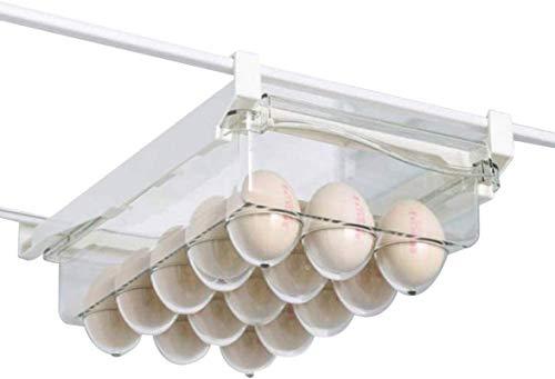 Cajón organizador para frigorífico, congelador con cajones extraíbles, caja de almacenamiento para frigorífico, caja de huevos