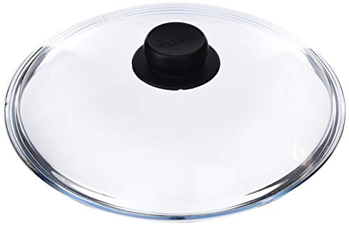 Pyrex 4937278 Glass lid, 28 cm, gray color