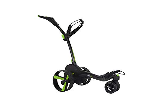 MGI Zip X5 Electric Golf Caddy, Black