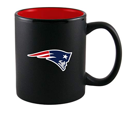 Duck House Offizielle New England Patriots Tasse, Becher, Mug Two Tone
