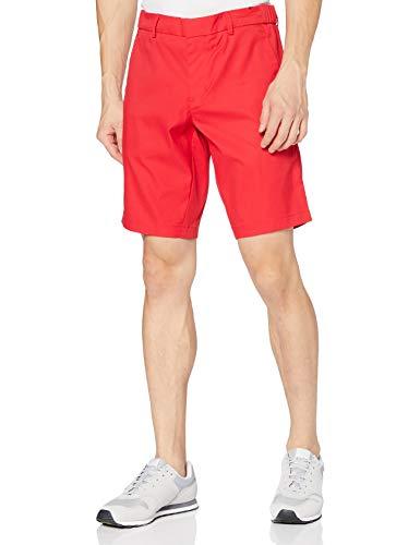 BOSS LITT Pantalones Cortos Casuales, Rojo Brillante (623), 48 para Hombre