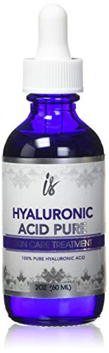 Hyaluronic Acid for Skin - 100% Pure Hyaluronic acid - Anti aging formula (2 oz) by uVernal