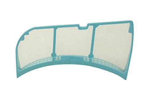 Filtro de pelusas para secadoras Hotpoint, Creda, Ariston e Indesit