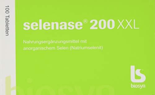 Selenase 200 Xxl Tabletten 100 stk