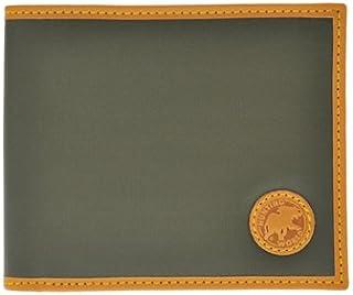 (ハンティング?ワールド) HUNTING WORLD BATTUE ORIGIN 二つ折財布小銭入付 310 10A BATTUEOR GREEN 並行輸入品
