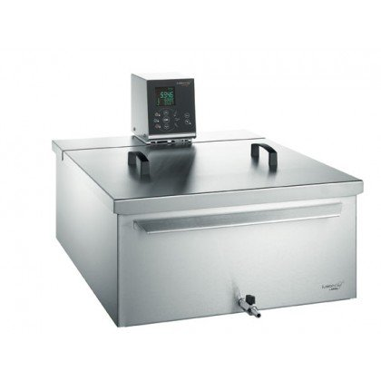 Fusionchef 9FT2B58 Stainless Steel Diamond Sous Vide Complete Water Bath System -15.3 gallon/58 Liter