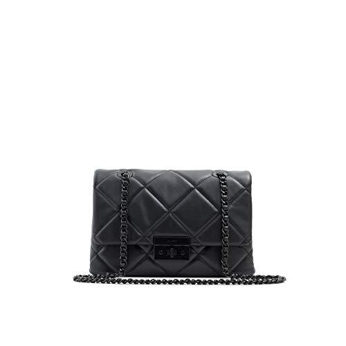 ALDO Women's Aloja Crossbody Bag, Black