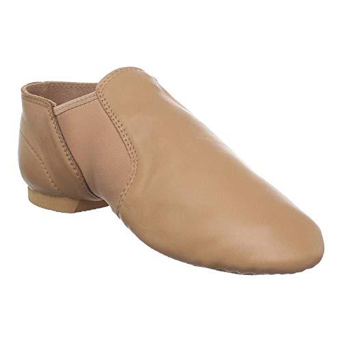 Dance Class Damen Boot Jazz, Stiefel, Caramel, 39 EU