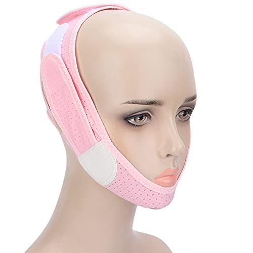 Face-Lifting Artifact Bandage, Small V Face V-Mask, Lifting en Versteviging, Dubbele Kin Verwijderen, Dunne Kauwgom en Shapen, V-Line Bandages