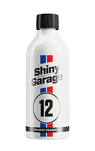 Shiny Garage Orange Shampoo 500ml
