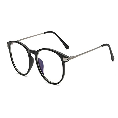 Hzjundasi Gafas anti luz azul ordenador/lectura/video