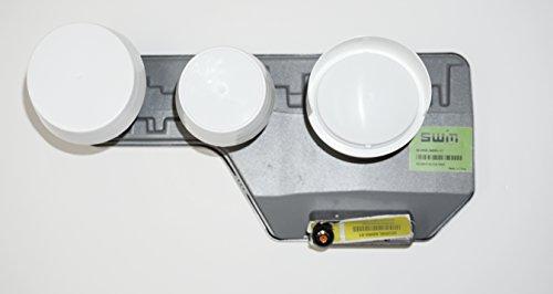 directv slimline 5 lnb dish - 2