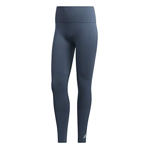 adidas Damen SMLSS Tight, Legacy Blue, L
