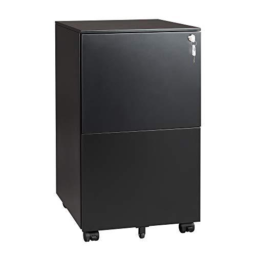 Best 2 drawer locking file cabinet