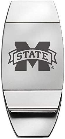 LXG Mississippi State Univerty - Two-Toned Money Clip