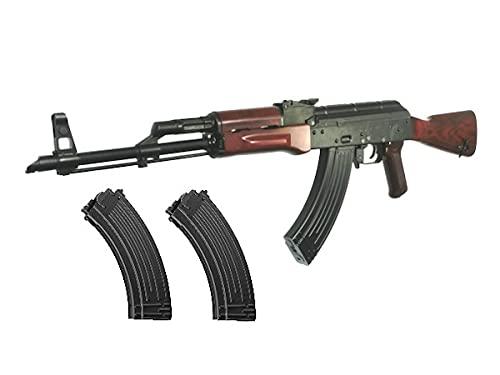 東京マルイ AKM ガス ブローバック ライフル スペア マガジン 2本セット