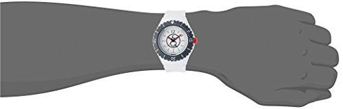 『[キューアンドキュー スマイルソーラー]Q&Q SmileSolar 腕時計 20BAR シリーズ ホワイト RP04-006 メンズ』の4枚目の画像