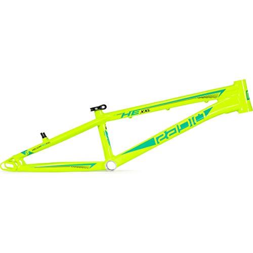 Radio Helium 20' BMX Race Telaio (PRO XXL - Neon Yellow)