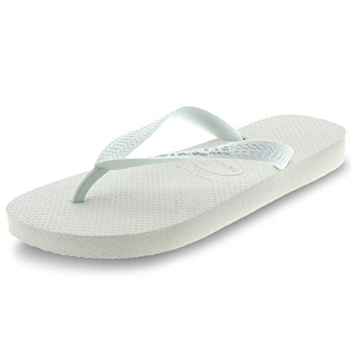 Havaianas Top, Infradito Unisex-Adulto, Bianco (White 0001), 39/40 EU