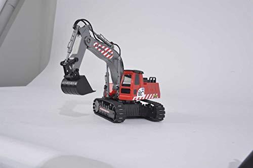 RC Auto kaufen Baufahrzeug Bild 5: Carson Modellsport Raupenbagger 1:26 RC Einsteiger Funktionsmodell Baufahrzeug inkl. Akku, Ladegerä*