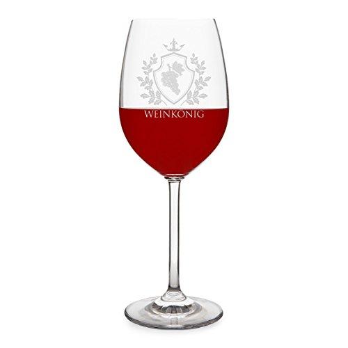 KIXY Rotweinglas von Leonardo - Weinkönig - Weinglas
