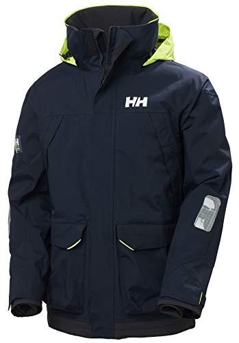 Helly Hansen Pier Jacket Chaqueta, Hombre, Navy, XL