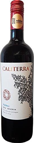 Caliterra Malbec Reserva 2016 Chile Wein trocken (1 x 0.75 l)