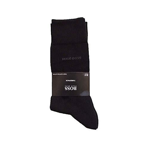 Hugo Boss - Chaussettes basses - Homme - Noir - Noir - Taille unique