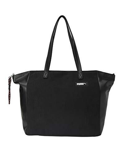 PUMA Classics Damen Großer Shopper Puma Black OSFA