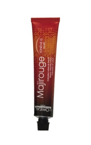 L'Oréal Majirouge 3,20 donkerbruin intensief violet 1 x 50 ml haarkleur LP Coloration