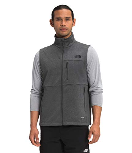 The North Face Men's Apex Canyonwall Eco Vest, TNF Dark Grey Heather, S