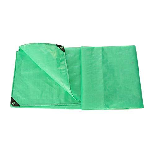 DONEMORE7 Hoja Lona al Aire Libre Impermeable portátil Accesorios toldo Plegable a Prueba Polvo Anti UV Viaje Camping jardín con Ojales Tienda campaña sombrilla(Los 2x3m)