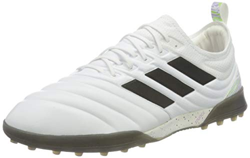 adidas Mens COPA 20.1 TF Soccer Shoe, FTWWHT/CBLACK/SIGGNR,46 EU