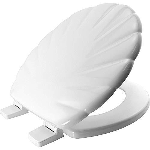 Bemis 5900ZART000 Shell Toilet Seat, White