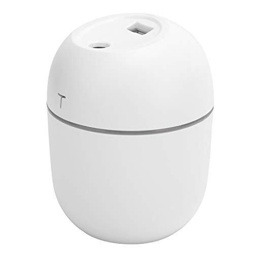 Aroma Diffuser, Desktop Humidifier, Nano Hydration for freshen The air Suitable for Home and Office for Easy to Operate for Improve Indoor air Quality(White)