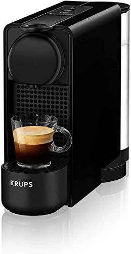 Krups Essenza Plus Macchina da caffè Espresso a Capsule, 1260 W, 1 Liter, Bianca