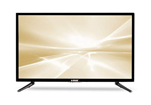 e:max TV 32 inch 80 cm E320HX (Full Matrix LED® Light, HD, Triple Tuner, CI+, HDMI, USB, Q.Box Sound System)