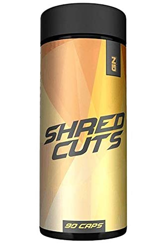 GN Laboratories - Shred Cuts - 90 Kapseln - Fatburner Entwässerung Definition