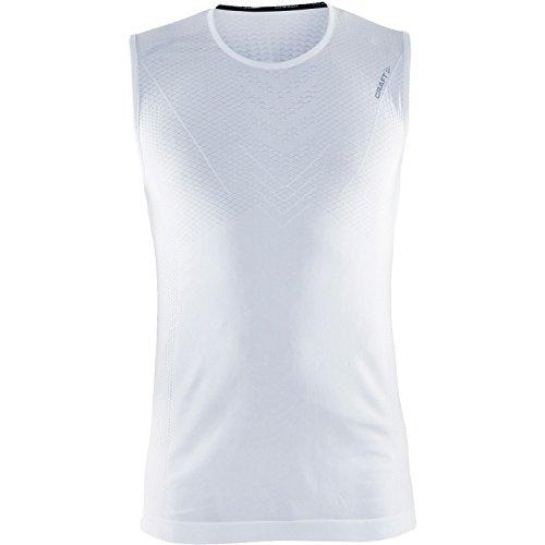 Craft - Cool Intensity RN SL M unterhemd - Homme - Blanc -S