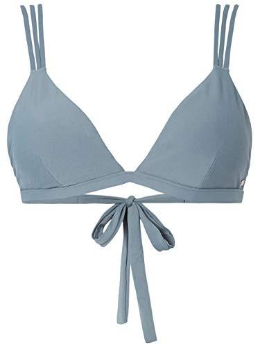 O'Neill Damen PW Sun Mix Bikini Top, Grün (Eucalyptus), 40