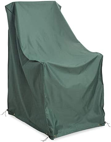 Best Rocking Chair Outdoor Furniture Cover, In Green 26-3/4L x 31-1/2W x 44H